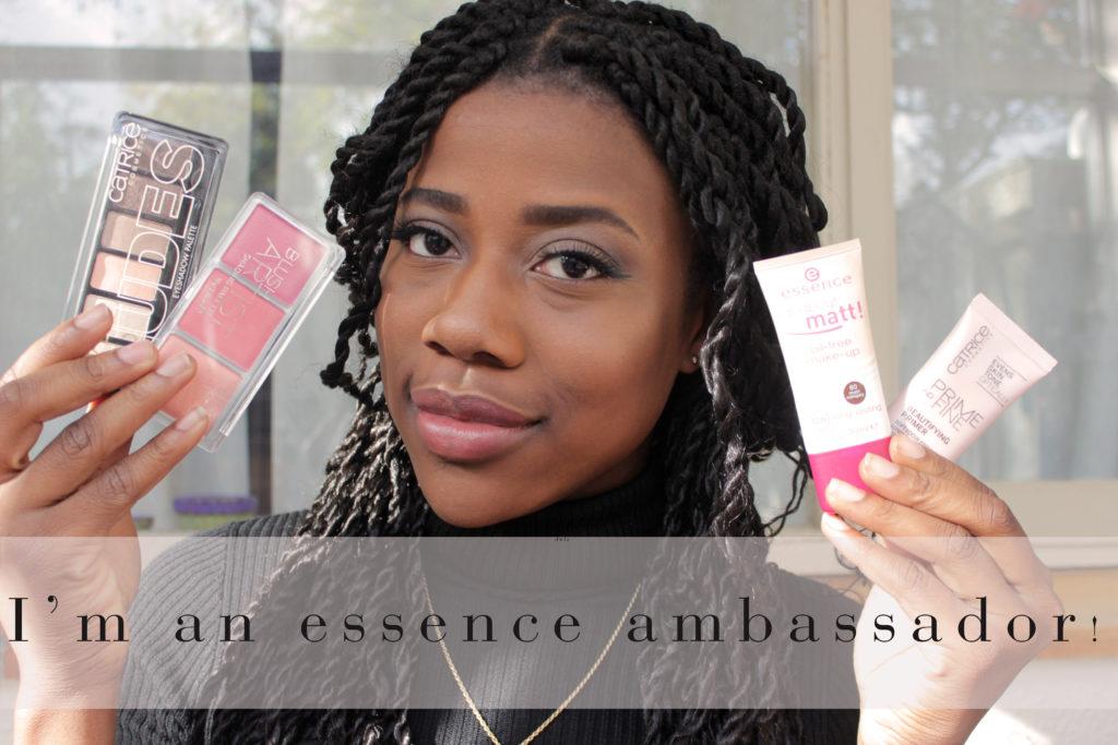 beauty | i'm an essence ambassador!