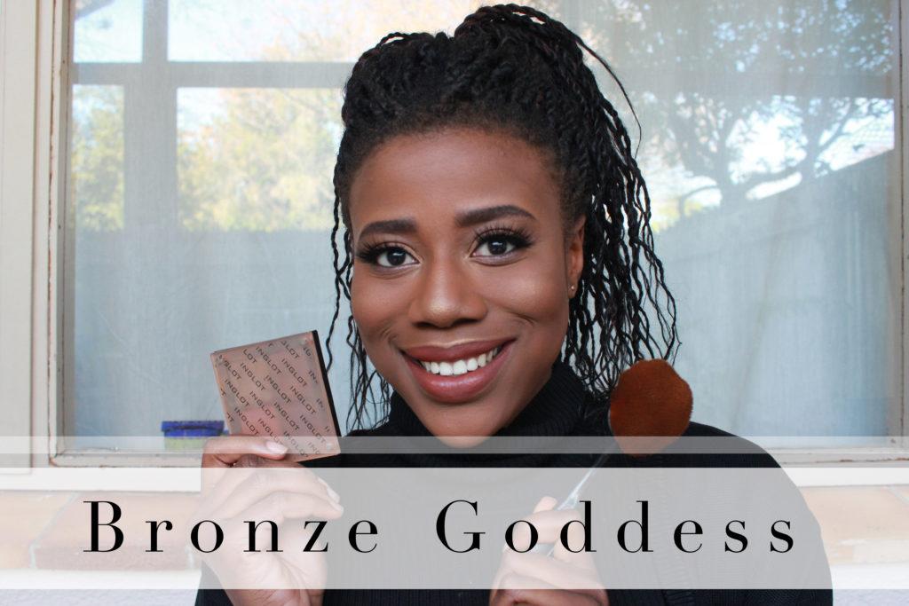 beauty | bronze goddess makeup tutorial